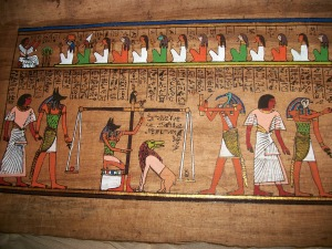 Art and Liturgy - Ancient Egyptian Hieroglyphs