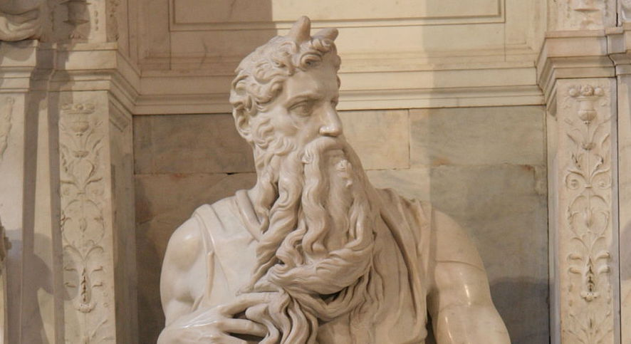 freuds essay on the moses of michelangelo Early in the twentieth century, the psychoanalyst sigmund freud became fascinated with the statuehis essay der moses des michelangelo (1914) was published anonymously he did not confess to authorship until ten years later.
