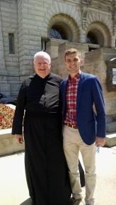 Art and Liturgy - Patrick Murray with Fr Frank Phillips SJC