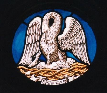Pelican - christian symbol