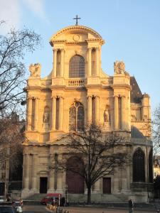 Art and Liturgy - Saint Gervais et Protais Paris