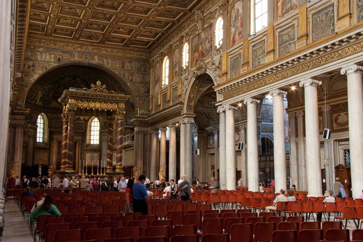 Art and Liturgy - Basilica of Santa Maria Maggiore Rome