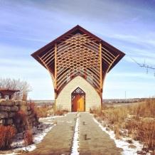 Art and Liturgy - Holy Family Shrine - highway church gretna nebraska 2