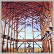 Art and Liturgy - Holy Family Shrine - highway church gretna nebraska 3