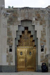 598px-National_Shrine_of_the_Little_Flower_(Royal_Oak,_MI)_-_Charity_Tower,_doors