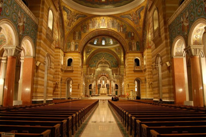 Art and Liturgy - Cathedral Basilica of Saint Louis - Missouri