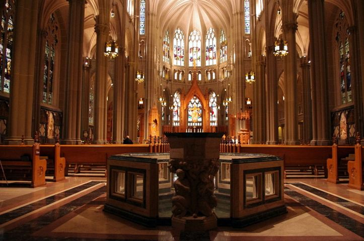 Art and Liturgy - Cathedral Basilica of the Assumption Covington Kentucky