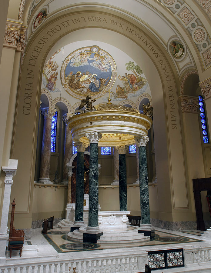 Art and Liturgy - Cathedral of St Joseph - Sioux Falls South Dakota