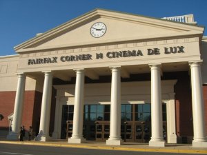 Art and LIturgy - Greek classical church architecture - movie theater