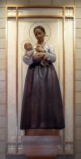 Custom Madonna and Child