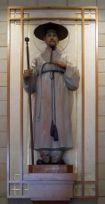 Custom Saint Joseph statue