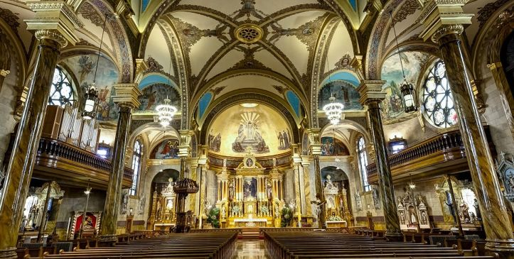 Art and Liturgy - St John Cantius - Chicago Illinois