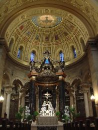 CATHEDRAL BASILICA OF ST. PAUL — By Lisa from Plover, WI, USA - Cathedral, CC BY-SA 2.0, https://commons.wikimedia.org/w/index.php?curid=2069346