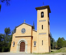 Art and Liturgy - Romanesque church