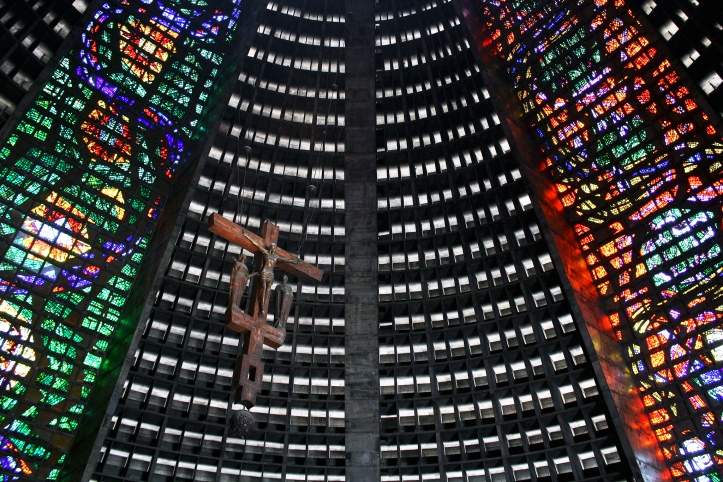 Art and Liturgy - Rio Cathedral Windows