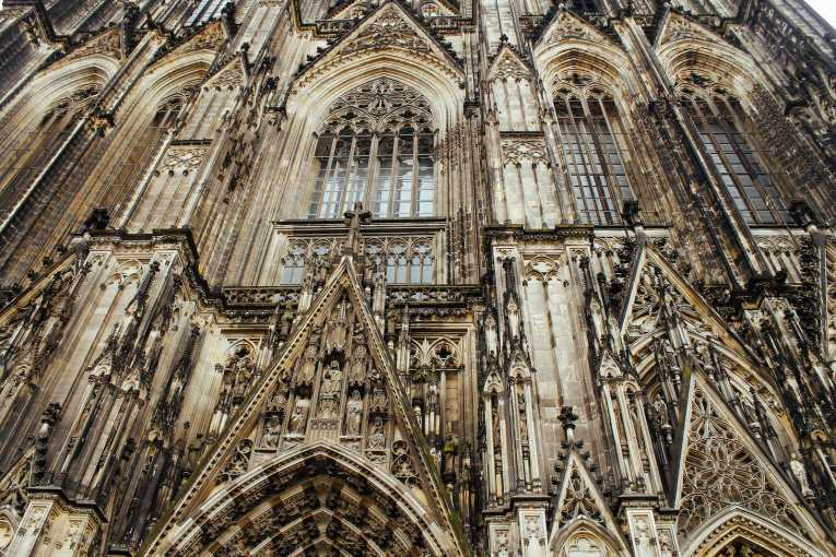Art and Liturgy - Cologne Cathedral - Gothic tracery