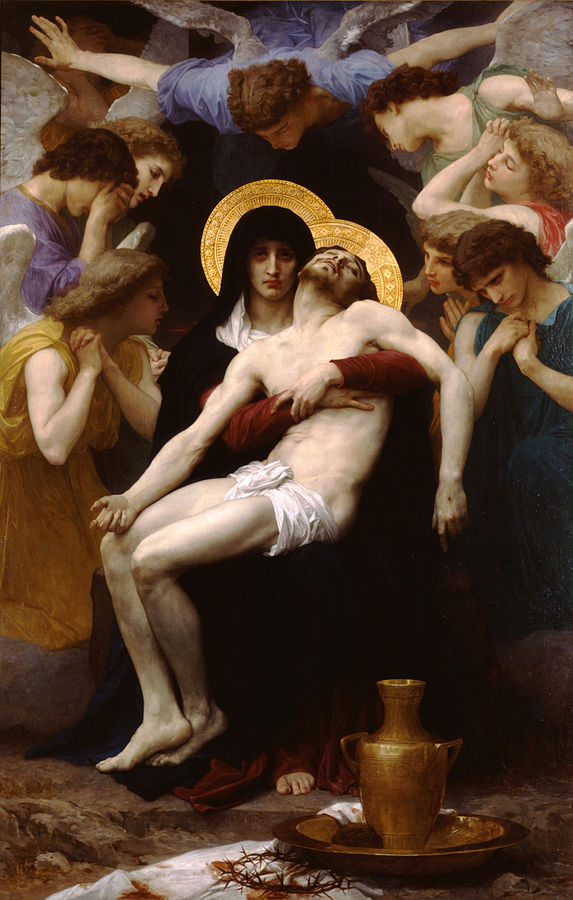art-and-liturgy-bougereau-pieta