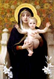 art-and-liturgy-bougereau-virgin-of-the-lilies