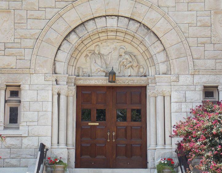 art-and-liturgy-saint-peters-capitol-hill-washington-dc-doors-and-portal