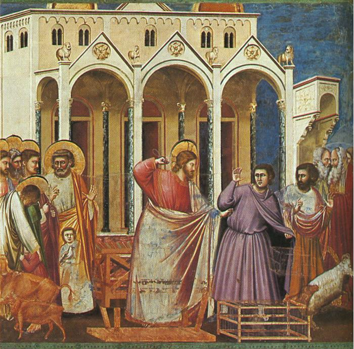 art-and-liturgy-giotto-expulsion-of-the-money-changers-scrovegni-chapel-c-1305