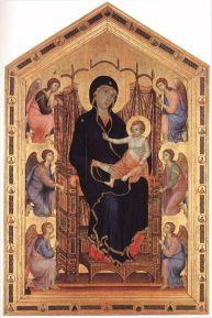 Duccio, Rucellai Madonna, c. 1285
