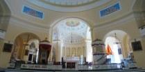 Baltimore Basilica. Sanctuary panorama. Photo kindly provided by Colter Sikora of Roamin' Catholic Churches.