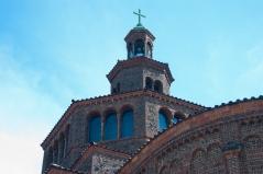Blessed Trinity Church (Buffalo, NY). Cupola. Photo by Steve Mangione.