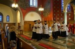 Holy Comforter-St. Cyprian Church (Washington, DC). Procession. Photo from parish website.