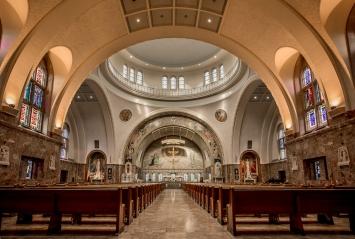Art and Liturgy - Church Madness 2017 - Shrine of St Elizabeth Ann Seton - Interior