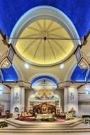 St. William Church (Austin, TX). Sanctuary. Photo provided courtesy of parish.
