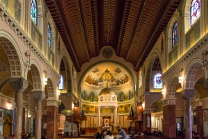 Art and Liturgy - Church Madness - Blessed Sacrament Providence RI - Interior vista