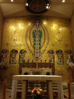 Immaculate Conception Church (Albuquerque, NM).