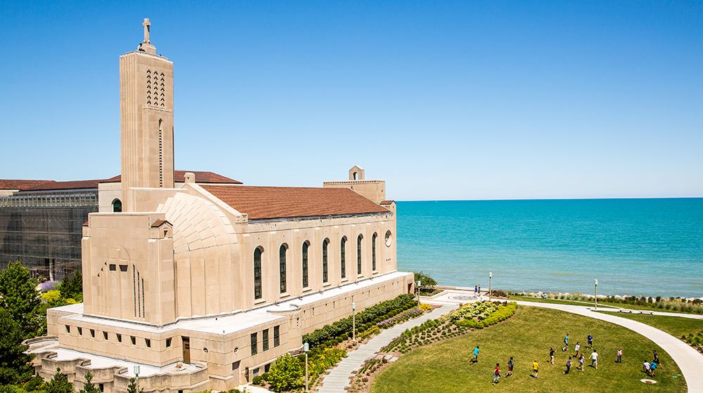 Loyola University Chicago Campus Tour
