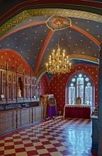 St. Francis de Sales Oratory (St. Louis, MO). Sacristy. Photo provided a parishioner.