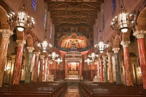 St. Andrew Church (Pasadena, CA). Photo from parish website.
