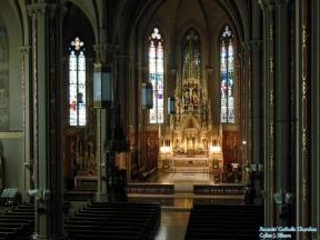 St. Francis de Sales Oratory (St. Louis, MO). Photo provided by Roamin' Catholic Churches.
