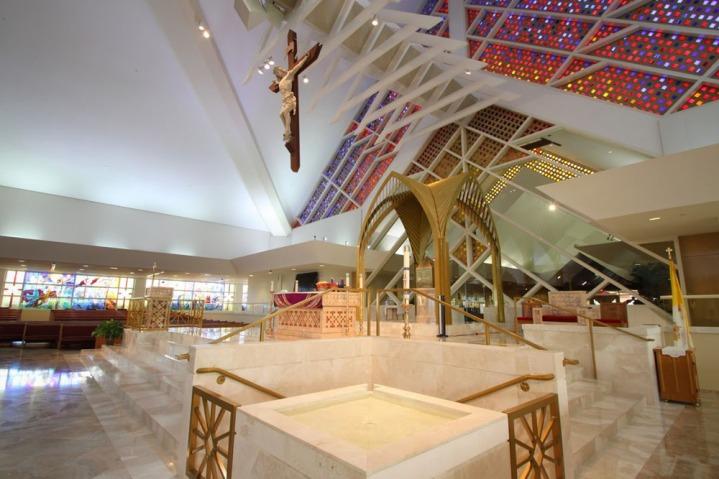 St. Jude Church (Tequesta, FL). Photo from parish website.