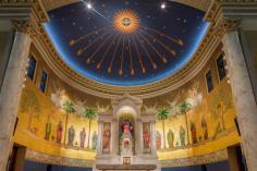 St. Peter Church (Omaha, NE). Photo from parish website.