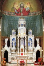 Sts. Peter and Paul Church (San Francisco, CA). Photo from parish website.