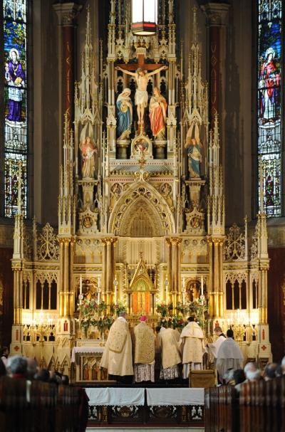 Art and Liturgy - Church Madness - SFDS STL - High Altar.jpg