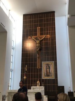 Sanctuary — Our Lady of Guadalupe Parish (Doral, FL). Photo by Patrick Murray.