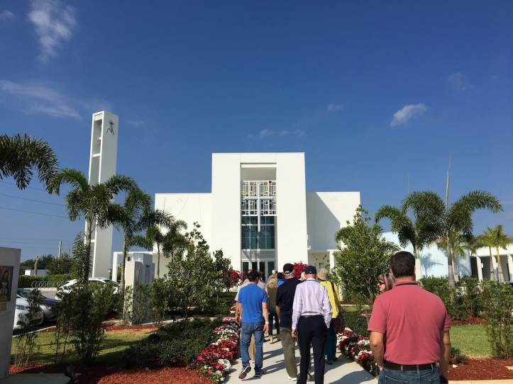 Art and Liturgy - Our Lady of Guadalupe Church - Doral Florida - 5