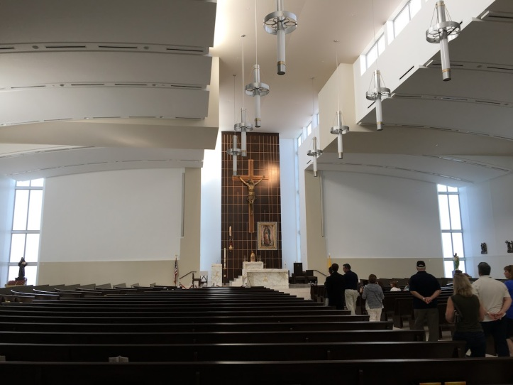 Art and Liturgy - Our Lady of Guadalupe Church - Doral Florida - 9