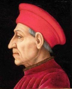 Art and Liturgy - Portrait of Cosimo de Medici by Bronzino