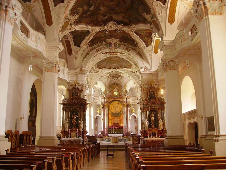 Art and Liturgy - Beuron Archabbey Church of St Martin